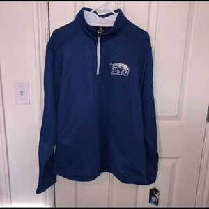 BYU Cougars throwback sweatshirt